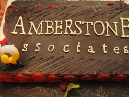 Amberstone Associates' 5th birthday