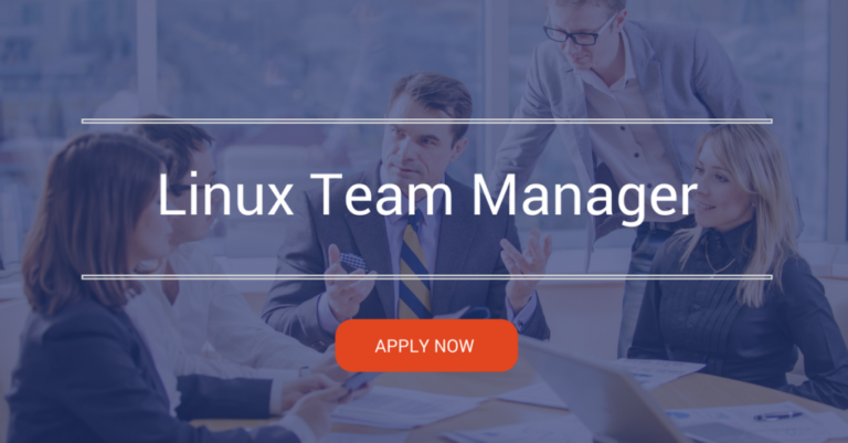 Linux Team Manager