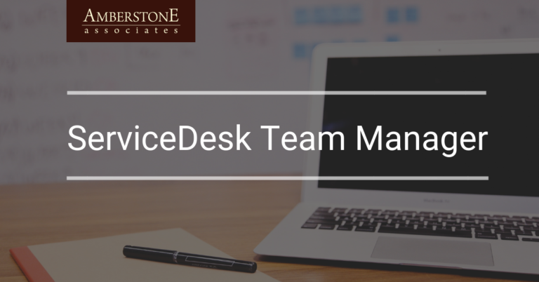 ServiceDesk Team Manager