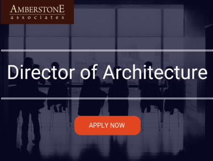 Director of Architecture (Global)