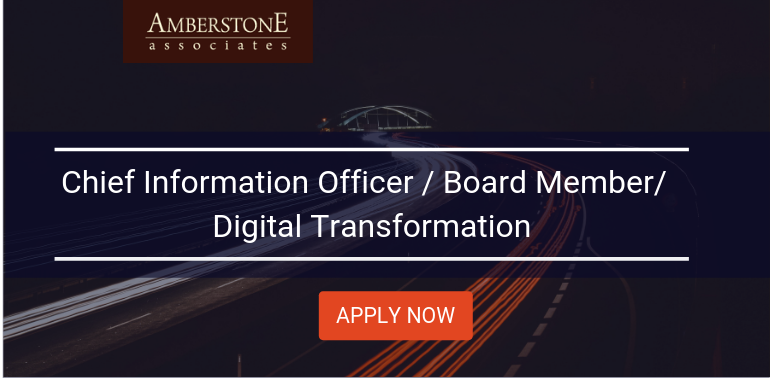 CIO/Board Member/Digital Transformation
