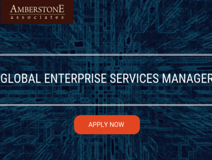 Enterprise Services Manager
