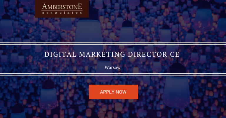Digital Marketing Director for CE