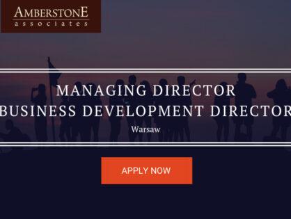 Managing Director / Business Development Director