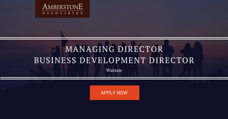 Managing Director / Business Development Director