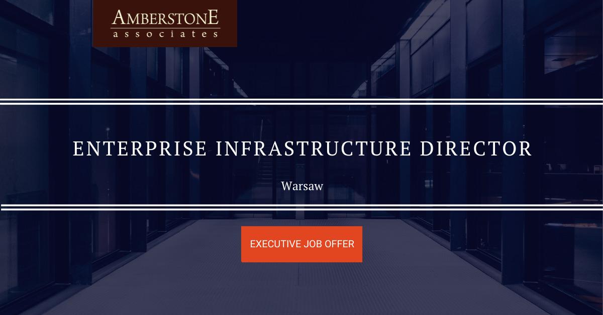 Enterprise Infrastructure Director