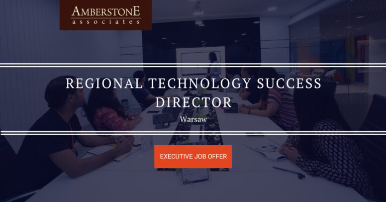 Regional Technology Success Director